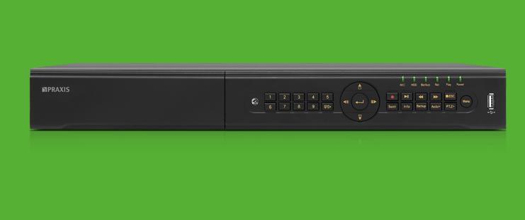 VDR-6008IP 8-канальныйсетевойвидеорегистратор