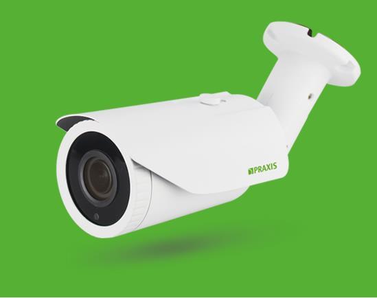 PB-7143IP 2.8-12 A/SD Уличнаясетеваявидеокамерас ик-подсветкой