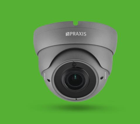 PE-7142IP 2.8-12 A/SD Вандалозащищенная уличная сетевая видеокамера