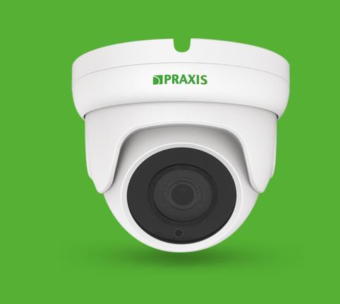 PE-8141IP 2.8 Вандалозащищенная уличная сетевая видеокамера