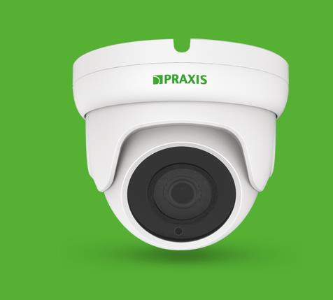 PE-7141IP 2.8 SD16GB Вандалозащищенная уличная сетевая видеокамера