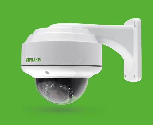 PV-7141IP 2.8-12 Вандалозащищенная уличная сетевая видеокамера